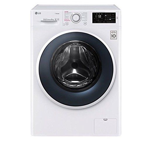 LG F14WM8TS1 Waschmaschine mit 8kg und A+++ für 384€ (statt 469€)