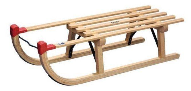 Colint Davos 90 Holz Schlitten 90cm für 24,94€(statt 36€)