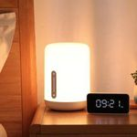 Mijia Simple Shape LED Nachttischlampe mit Apple Home Kit Support für 42€