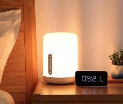Mijia Simple Shape LED Nachttischlampe mit Apple Home Kit Support für 42€