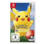 Pokémon: Let's Go, Pikachu (Switch) für 40,75€
