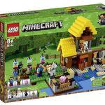 Ausverkauft! Lego Minecraft – Farmhäuschen (21144) für 39,83€ (statt 75€)