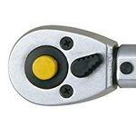 Proxxon MC 200 Drehmomentschlüssel mit Umschaltknarre 1/2″ (12.5 mm) 40 bis 200 Nm für 61,80€