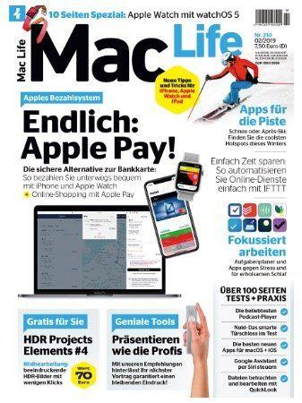 Vorbei! Apple Watch Series 4 GPS 44mm für 387,90€ (statt 449€) dank Mac Life Jahresabo   Kündigung notwendig!