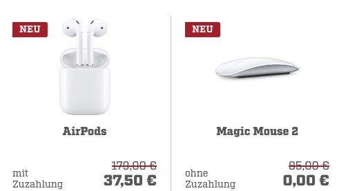 Apple Airpods für 125,40€ (statt 160€) dank Mac Life 2 Jahresabo   Kündigung notwendig!