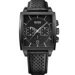 Hugo Boss HB-1005 – Uhr aus Edelstahl mit Lederarmband für 229€(statt 258€)