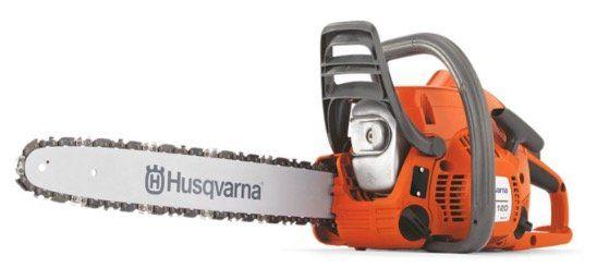 Husqvarna 120 Mark II 14″ 3/8″ Kettensäge für 138,51€ (statt 161€)