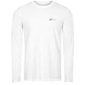 ASICS Logo Herren Langarm Shirt für 10,61€(statt 17€)   nur S, M und L