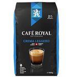 1kg Café Royal Crema Leggero Bohnenkaffee ab 6,80€ (statt 10€)