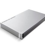 LaCie Porsche Design Mobile 2TB externe Festplatte mit USB-C für 66,66€ (statt 84€)