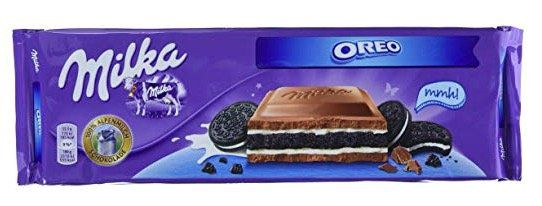 12er Pack Milka Oreo Schokolade (je 300g) mit Oreo Keksstückchen ab 25,18€ (statt 36€)