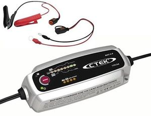 CTEK MXS 5.0 Batterieladegerät 12V 5A für 59,99€ (statt 65€)