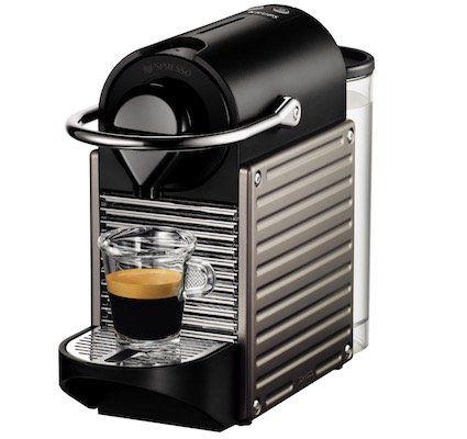 Krups Nespresso Pixie XN3005 Kapselmaschine für 88€ (statt 104€)   neuwertig