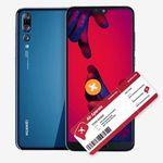 📱 Huawei P20 Pro + o2 Free M Allnet-Flat mit 10GB LTE für 29,99€ + Gratis-Flug innerhalb Europas