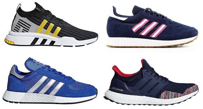 Afew Store mit 30% auf ALLES von adidas   z.B. adidas Ultraboost 1.0 Ltd Multicolor Navy für 101,50€ (statt 150€)