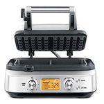 Sage Appliances SWM620 Waffeleisen mit 4 Teigeinstellungen für 99€ (statt 148€)