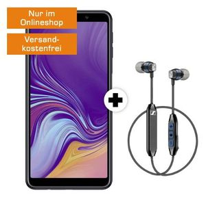 Samsung Galaxy A7 inkl. Sennheiser CX6 für 29€ + o2 Flat mit 3GB LTE für 14,99€ mtl.