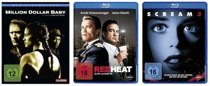 Media Markt: Blu Rays, DVDs, CDs für je 5€ (über 500 Titel verfügbar)