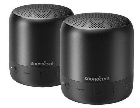 2er Pack Anker Soundcore Mini 2 Bluetooth Lautsprecher für 55,90€ (statt 76€)