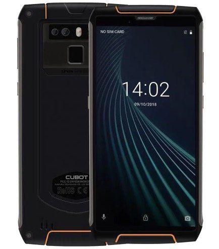 CUBOT King Kong 3   wasserdichtes Outdoor Smartphone mit 6.000 mAh Akku für 144€ (statt 200€)