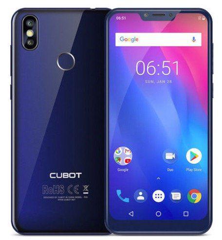 Cubot P20   6,18 Zoll FHD+ Smartphone mit 64GB für 99,90€ (statt 129€)