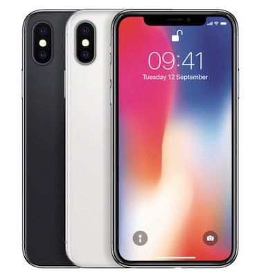 Apple iPhone X 64GB [B Ware] ab 529,90€ (statt neu 775€)