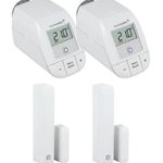 2er Set Homematic IP Thermostat + Fensterkontakt für 79,95€ (statt 90€)