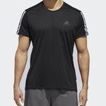 adidas Performance Running 3-Streifen T-Shirt für 12,47€ (statt 18€) – XS bis XL