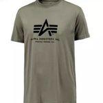 SportScheck mit 25% Rabatt auf Streetwear – z.B. Alpha Industries Basic T-Shirt für 15,91€ (statt 20€)