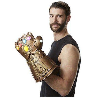 Marvel Handschuh der Unendlichkeit für 46,83€ (statt 101€)