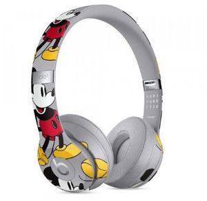 Beats Solo 3 wireless On Ear Kopfhörer (Mickeys 90th Anniversary Edition) für 229€ (statt 295€)