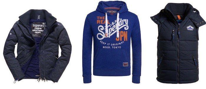 Superdry Sale auf eBay mit bis zu 60% Rabatt   z.B. Superdry Gym Tech Slim Jogginghose für 31,95€ (statt 45€)