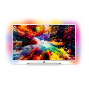 Philips 55PUS7363   55 Zoll UHD Fernseher mit 3 seitigem Ambilight ab 644€ (statt 800€)