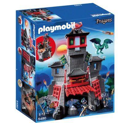 Playmobil Dragons   Geheime Drachenfestung (5480) für 43,94€ (statt 65€)