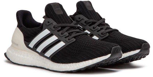 adidas UltraBOOST Laufschuhe in Schwarz/Weiß für 84,91€ (statt 95€)