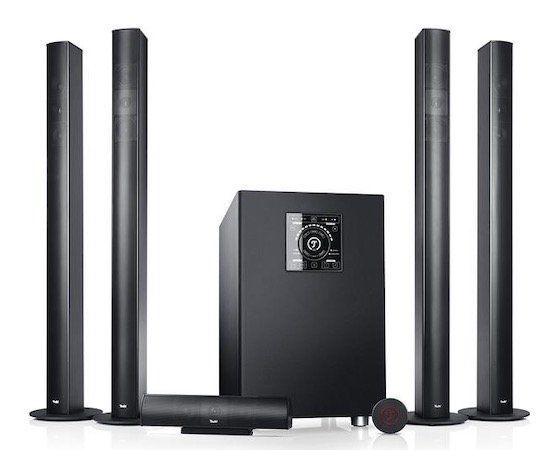 Teufel Concept E 450 Digital Superior Edition   5.1 Komplettanlage der Spitzenklasse für 829,98€ (statt 1.015€)