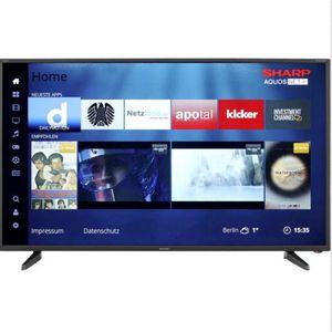 Sharp LC 43FG5242E   43 Zoll Full HD Fernseher für 249€