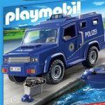 Playmobil City Action – Bundespolizei Truck mit Schnellboot (9396) für 23,94€ (statt 35€)