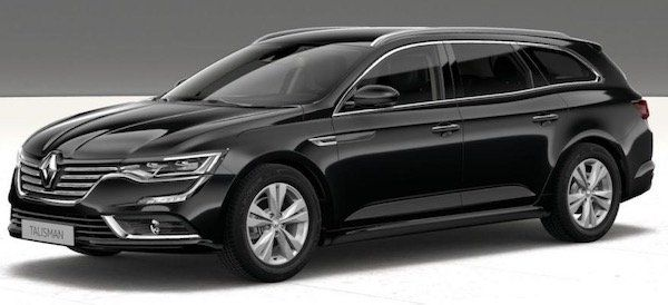 Top! Renault Talisman Grandtour Business Edition Gewerbe Leasing (48 Monate!) für nur 176,19€ mtl. brutto