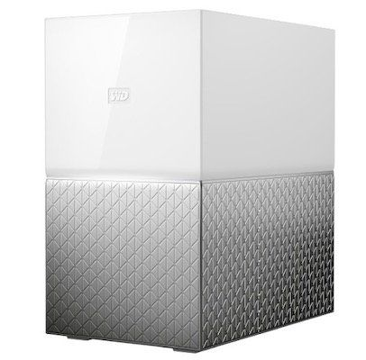 WD My Cloud Home Duo NAS mit 16TB ab 435€ (statt 533€)