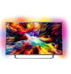 Philips 65PUS7303   65 Zoll UHD Fernseher mit 3 seitigem Ambilight für 969€ (statt 1.088€)