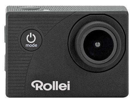 Rollei 372 Actioncam mit WLAN für 18€ (statt 22€)