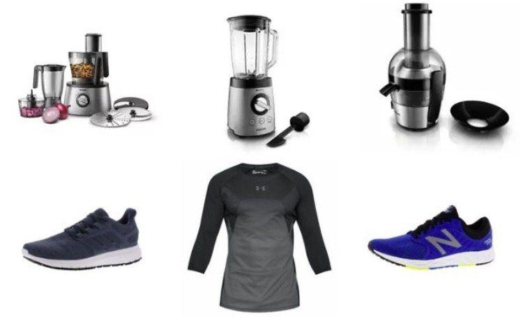 eBay: 20% Rabatt auf Sport, Beauty, Fashion und Küchen Kleingeräte   nur noch wenige Tage
