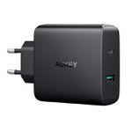 Aukey Ladegerät mit USB und USB-C Port für 22,99€ (statt 40€)