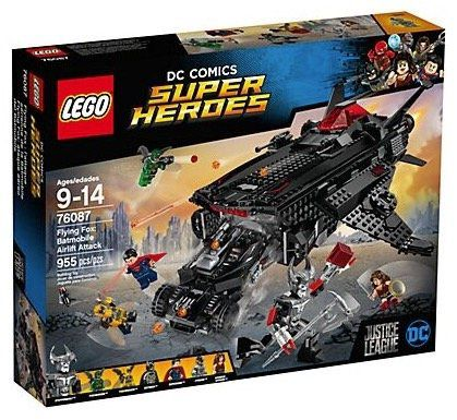 Lego DC Comics Super Heroes   Flying Fox: Batmobil Attacke aus der Luft (76087) für 59,18€ (statt 76€)