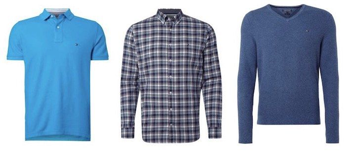 eBay: großer Tommy Hilfiger Sale + 20% Gutschein   z.B. Tommy Hilfiger Poloshirt aus Premium Piqué für 22,13€ (statt 35€)