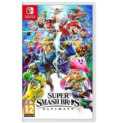 Super Smash Bros. Ultimate (Switch) für 47,99€ (statt 54€)