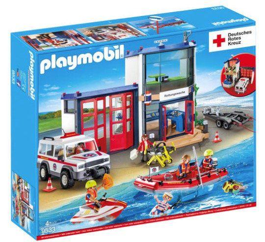 Galeria Kaufhof: Zusatz Rabatt auf Playmobil z.B. DRK Mega Set für 42,49 (statt 76€)