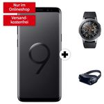 Knaller! 🔥 Samsung Galaxy S9+ mit Galaxy Watch 42mm & Gear VR Brille nur 40€ + Vodafone Allnet-Flat mit 2GB für 26,99€ mtl.