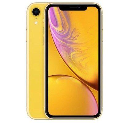 iPhone XR mit 64GB in Blau oder Gelb für 699,90€ (statt 750€)
